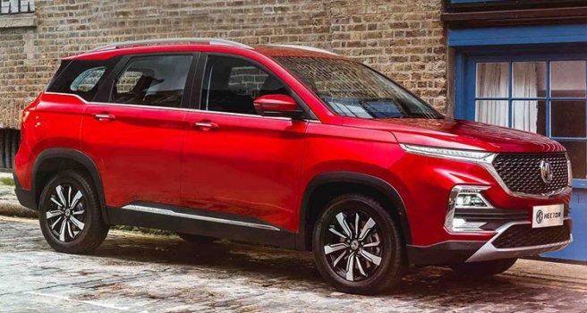 MG Hector Smart Diesel 2019 Price in Uganda