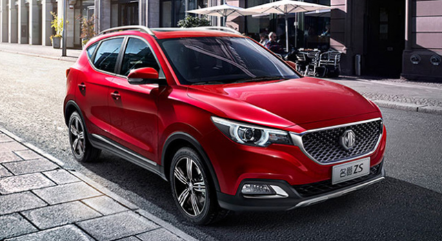 MG ZS 1.5 AT Style 2019 Price in Greece