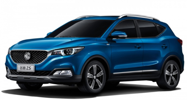 MG ZS 1.5 MT Style 2019 Price in Greece