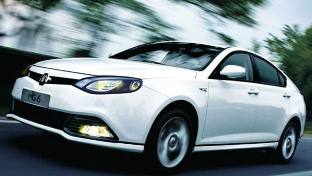 MG MG6 G.Deluxe Price in United Kingdom