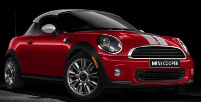 MINI Cooper Coupe Price in Kenya