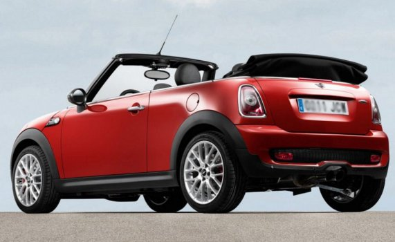 MINI Cooper S Cabrio Price in Dubai UAE