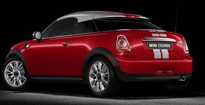 MINI Cooper S Coupe Price in Dubai UAE