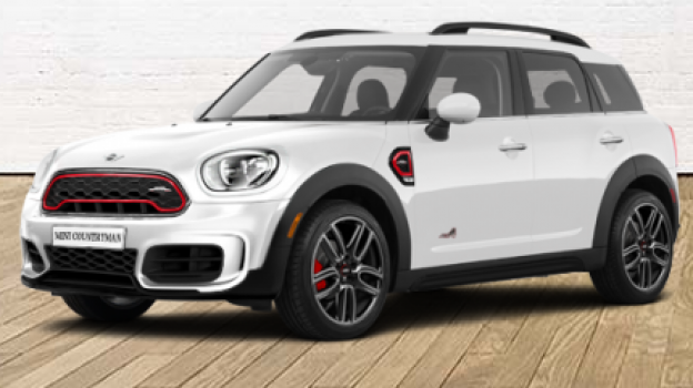 MINI Countryman John Cooper Works All4 2019 Price in Egypt