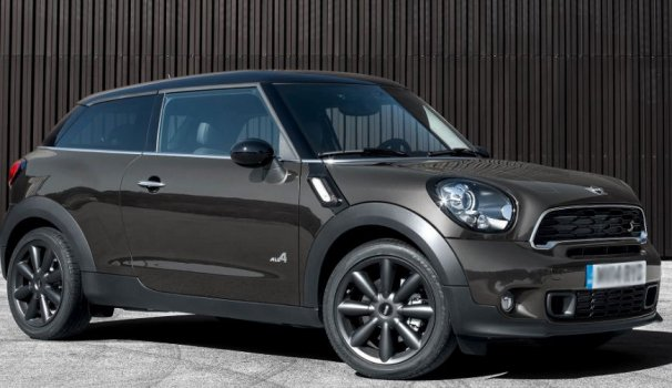 MINI Paceman Cooper S Price in Kuwait