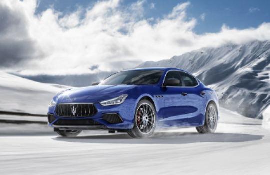 Maserati Ghibli S Q4 2019 Price in Hong Kong