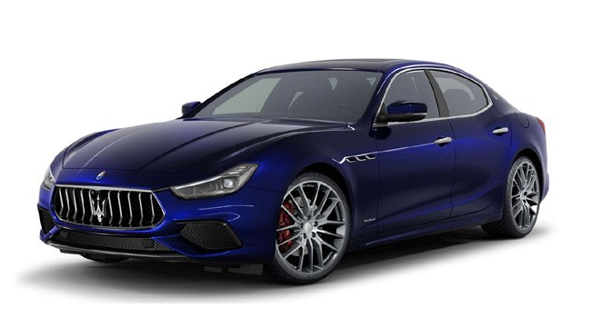 Maserati Ghibli Trofeo 3.8L 2021 Price in France