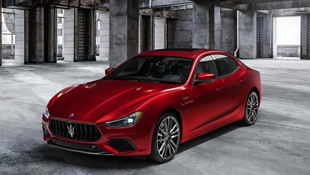 Maserati Ghibli Trofeo 2021 Price in USA