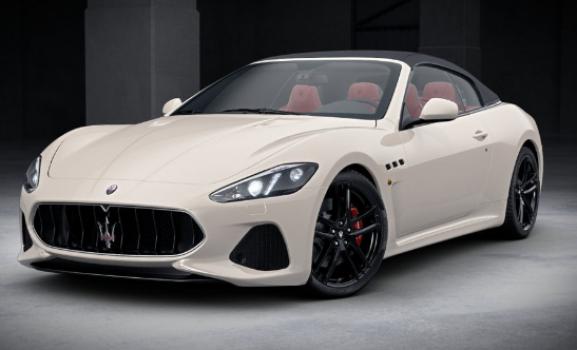 Maserati GranTurismo Convertible MC 2018 Price in Europe