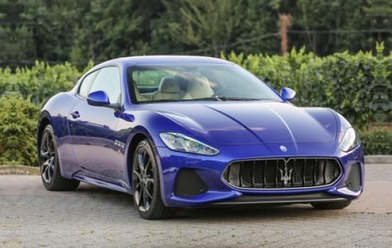 Maserati GranTurismo Sport 2018 Price in Pakistan