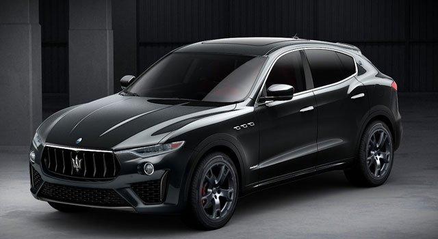 Maserati Levante GranSport 2020 Price in Netherlands