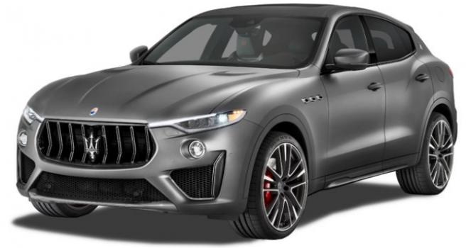 Maserati Levante Trofeo 2019 Price in France