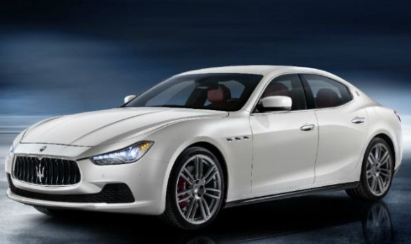 Maserati Ghibli Base Price in Europe
