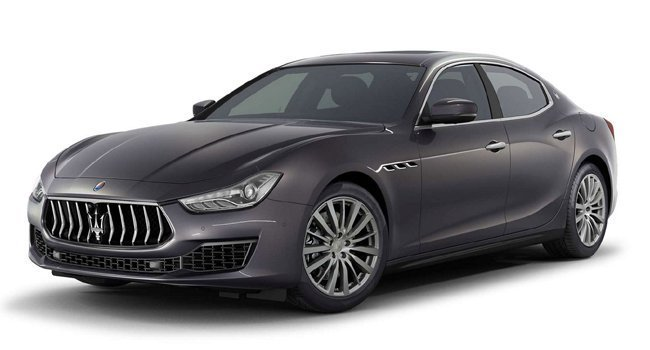 Maserati Ghibli GranLusso 2021 Price in Turkey