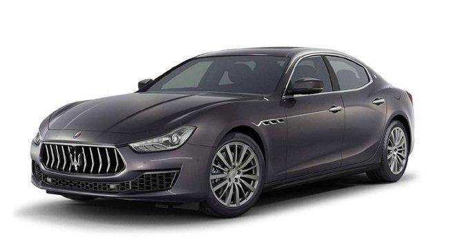 Maserati Ghibli GranLusso 2022 Price in Japan