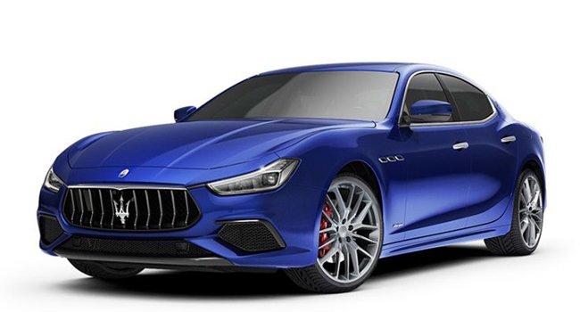 Maserati Ghibli S Q4 2022 Price in Hong Kong