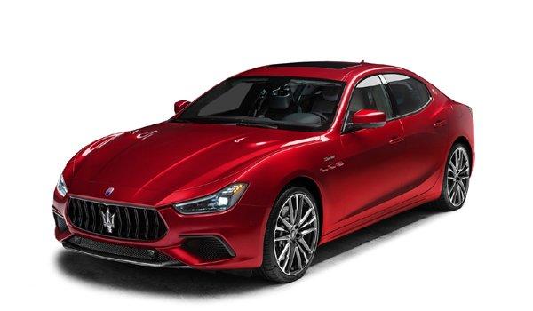 Maserati Ghibli Trofeo 2022 Price in Netherlands