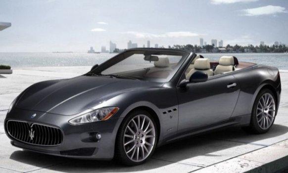Maserati GranCabrio Sport Price in Malaysia