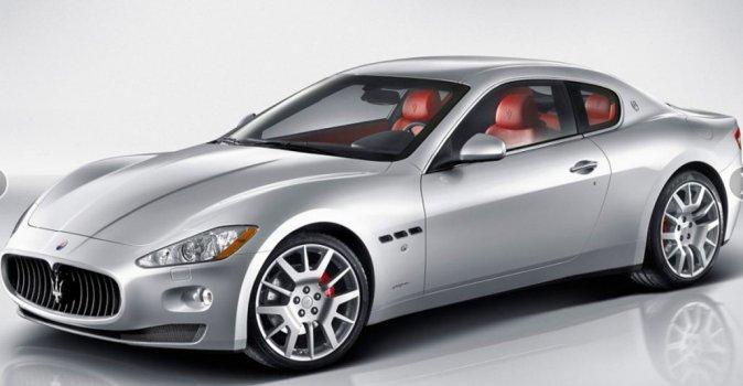 Maserati GranTurismo Base Price in Singapore