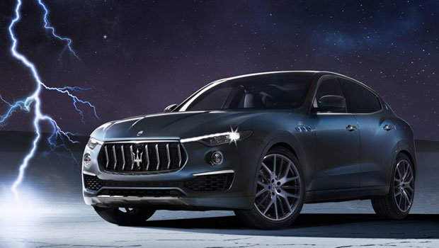 Maserati Levante GT 2022 Price in Thailand