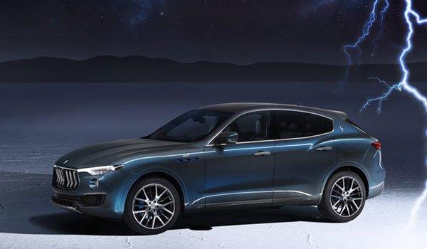 Maserati Levante Modena 2022 Price in Indonesia