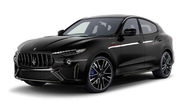 Maserati Levante Trofeo 2022 Price in France