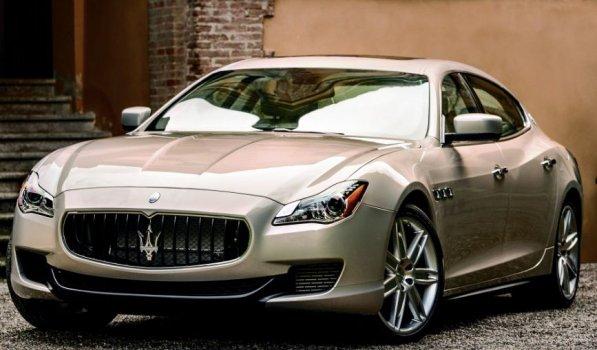 Maserati Quattroporte Base Price in Malaysia