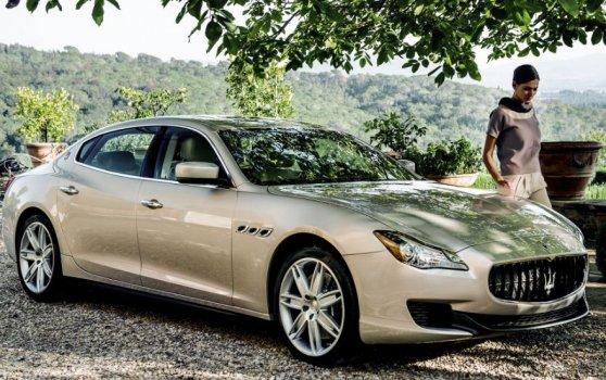 Maserati Quattroporte GTS Price in Bangladesh