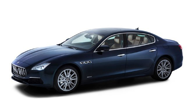 Maserati Quattroporte Modena Q4 2022 Price in Italy