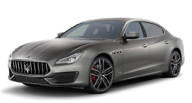 Maserati Quattroporte Trofeo 2021 Price in Europe