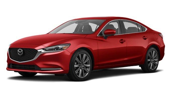 Mazda 6 2023 Price in Iran
