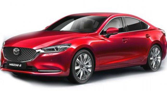 Mazda 6 Signature 2020 Price in Oman