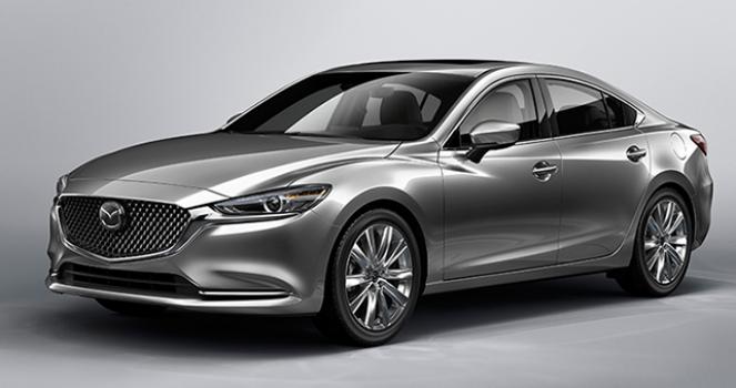 Mazda 6 Sedan 2.5 SkyActiv G AT 2019 Price in Iran
