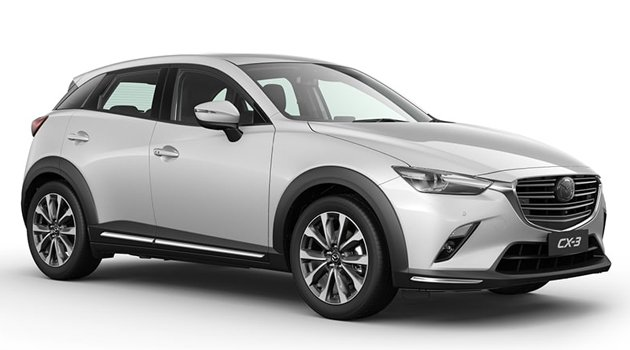 Mazda CX-3 Sport FWD 2021 Price in China