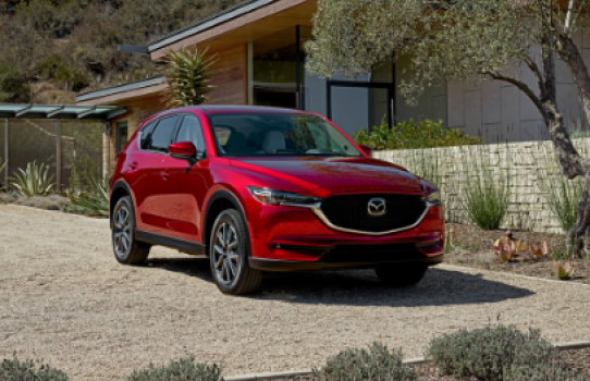 Mazda CX-5 GS AWD 2018 Price in Pakistan