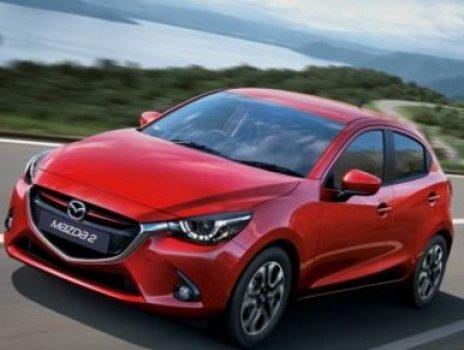 Mazda 2 S Price in Oman