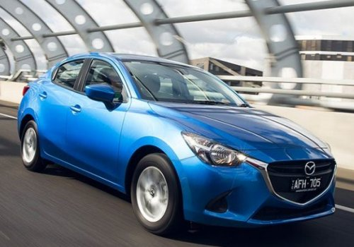 Mazda 2 S Sedan Price in Oman