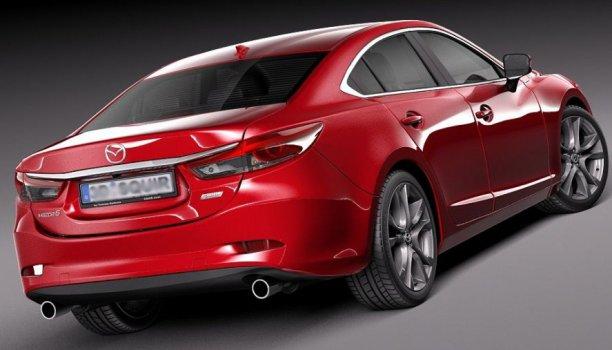 Mazda 6 V  Price in Canada