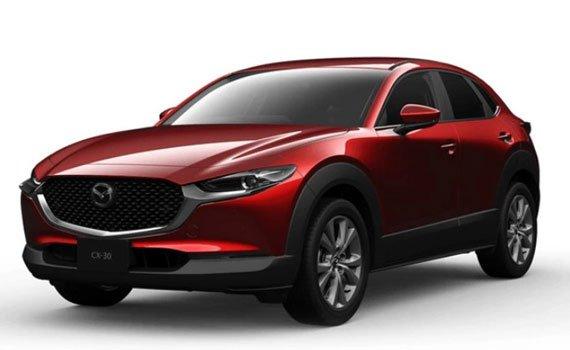 Mazda CX-30 2022 Price in Germany