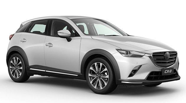 Mazda CX-3 Sport 2022 Price in Germany
