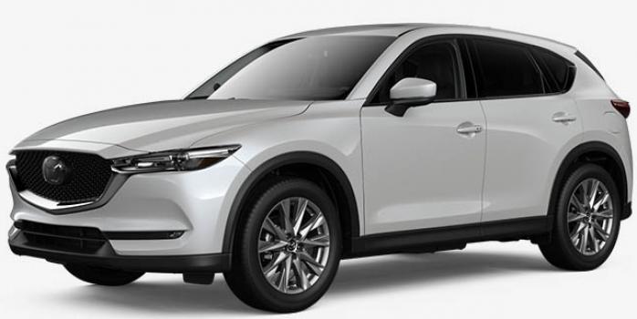 Mazda CX-5 GX AWD 2019 Price in USA