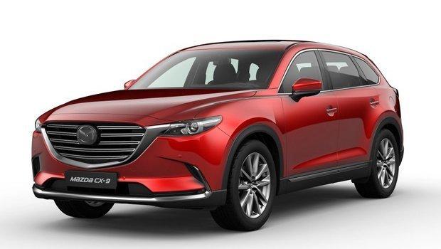 Mazda CX-9 Touring 2022 Price in Spain
