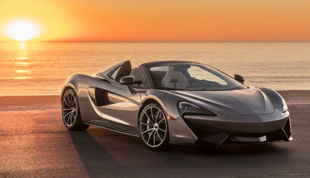 McLaren 570S Spider 2018 Price in New Zealand