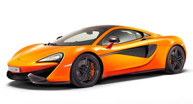 McLaren 570S Spider 2020 Price in United Kingdom