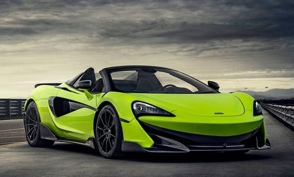 McLaren 600LT 2020 Price in Hong Kong