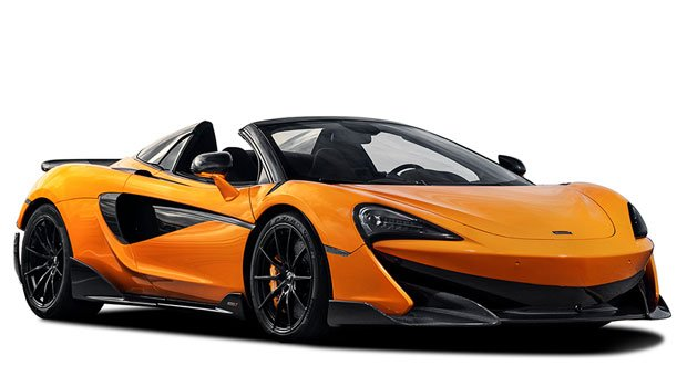 McLaren 600LT Spider 2020 Price in Indonesia