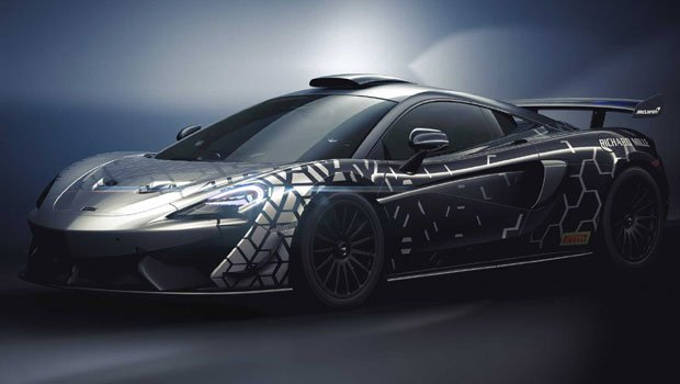 McLaren 620R 2020 Price in Egypt