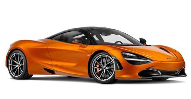 McLaren 720S 2020 Price in Kuwait