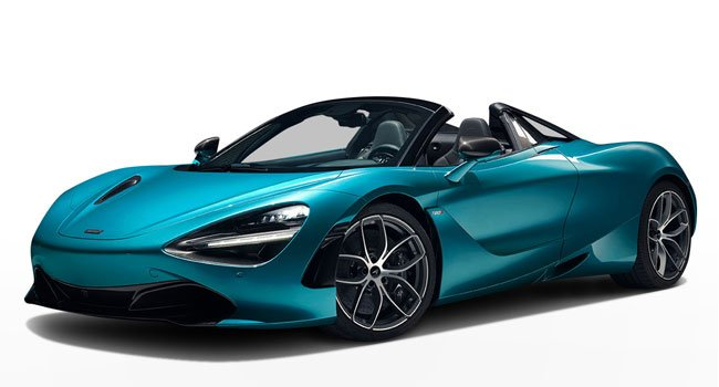 McLaren 720S Spider 2020 Price in Japan