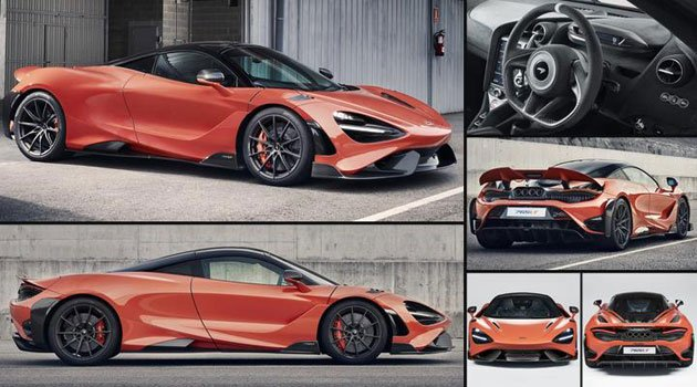 McLaren 765LT 2021 Price in Kuwait